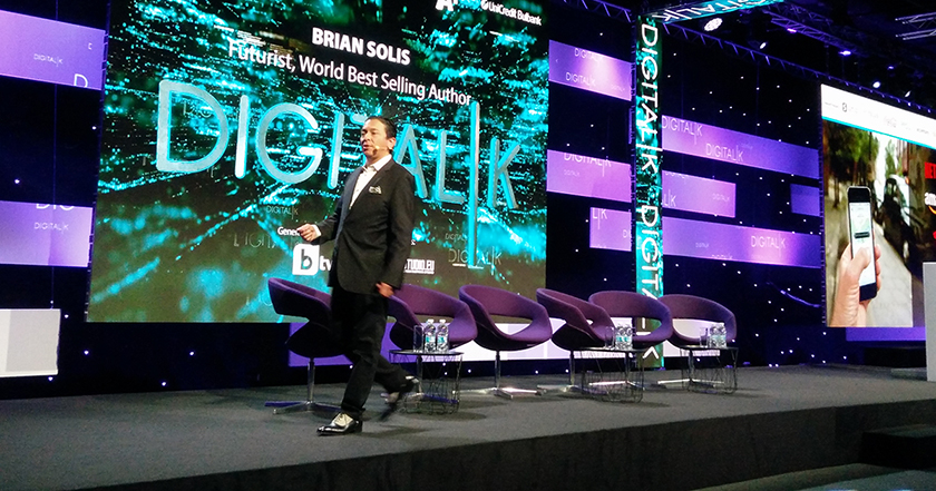 Brian Solis at Digitalk 2018
