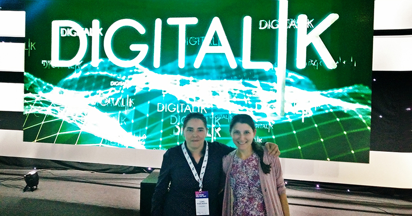Mokeez at Digitalk 2018