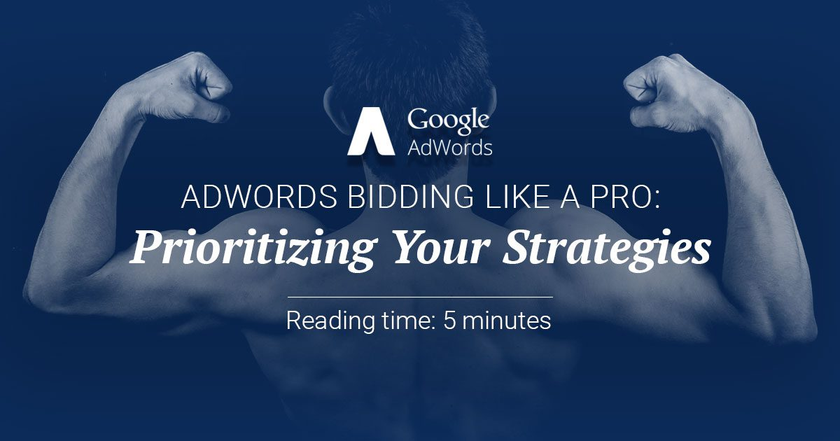 AdWords Bidding Like a Pro
